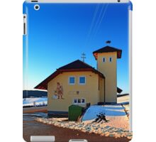 The firestation of Schoenegg II | architectural photography iPad Case/Skin