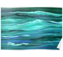Ocean swell'... Poster