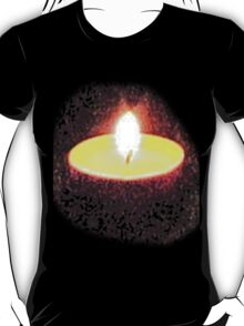 CANDLE  I PAD  PHONE CASE/TEE SHIRT/STICKER/ART T-Shirt