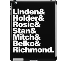 THE KILLING iPad Case/Skin