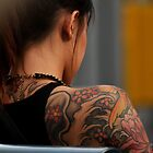 Body Tattoo by Ikramul Fasih