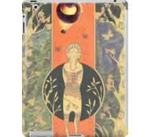 Japanese View I iPad Case/Skin