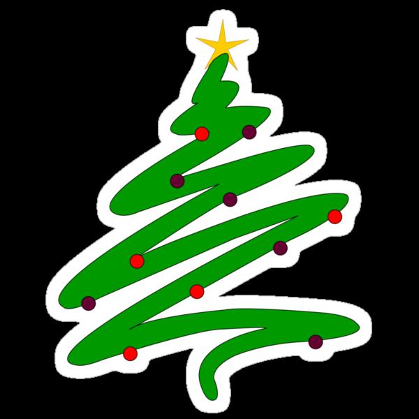Christmas Tree by Hena Tayeb