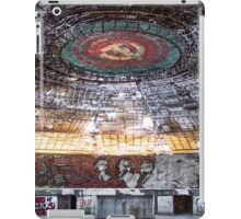 Sunset in the Ice Palace iPad Case/Skin