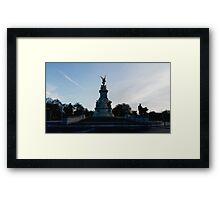 Majestic Memorials Framed Print