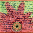 Garden postcard by quiltgranny