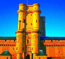 Chateau du Vincennes IIII by toryworgan