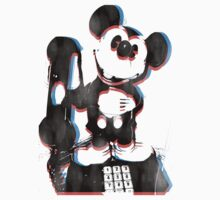 Mickey Mouse Phone by subbyzero