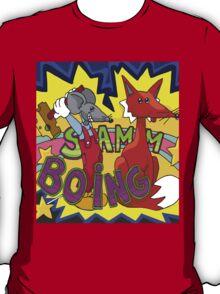Cartoon Skit Mouse and Fox T-Shirt