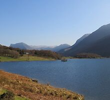 The Staggering Beauty Of Crummock Water - Lake District by Rod Unwin