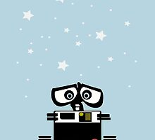just walle by chicamarsh1
