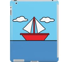 Sailboat iPad Case/Skin