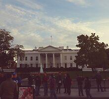 Washington DC by aroobanajaf