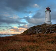 Louisbourg Lighthouse by EvaMcDermott