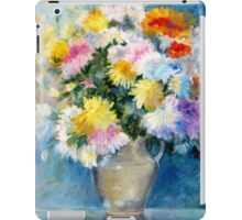Still Life Flowers iPad Case/Skin
