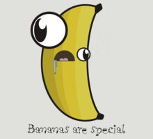 Bananas are Special by stevegrig