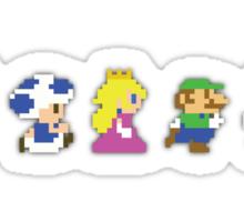 Super Mario 2D World Sticker