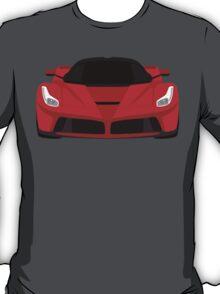 Red Ferrari LaFerrari T-Shirt