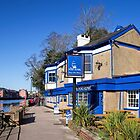 The Port Royal - Exeter Quays by Susie Peek