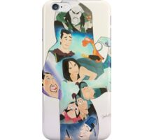 Mulan  iPhone Case/Skin