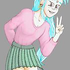 Sasami  age 17 by theslig