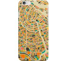 AMSTERDAM MAP iPhone Case/Skin