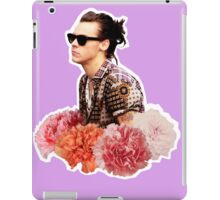 Harry Styles Man Bun  iPad Case/Skin
