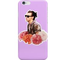 Harry Styles Man Bun  iPhone Case/Skin