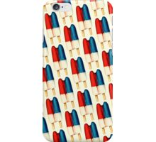 Double Popsicle Pattern iPhone Case/Skin