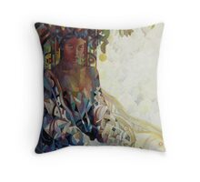 Turandot Throw Pillow