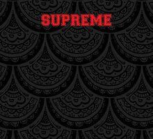 Supreme by Zack Kalimero