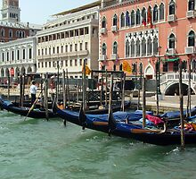 Venetian by Joseph Johnson