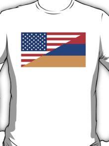 usa armenia T-Shirt