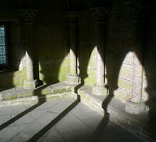Shadow arch by toryworgan