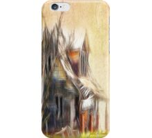 Letters Home iPhone Case/Skin