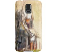 Letters Home Samsung Galaxy Case/Skin