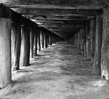 Under The Boardwalk. by Graham Ettridge