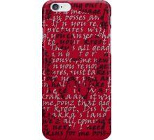 Ork Sigil iPhone Case/Skin