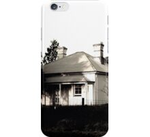 Abandoned Caretaker's Cottage iPhone Case/Skin