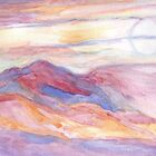 Indian Summer Sky by Roz Abellera Art Gallery