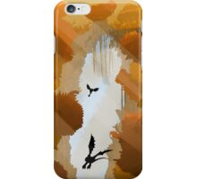 The best part of flying is the fall iPhone Case/Skin