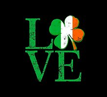 Irish Love by Garaga