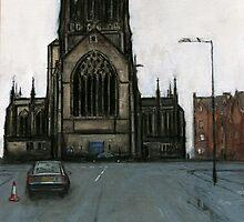 St Hilda's Church by mrhairdo