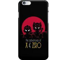 The Adventures of X & Zero iPhone Case/Skin