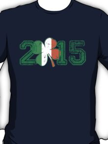 2015 St Patrick's Day T-Shirt