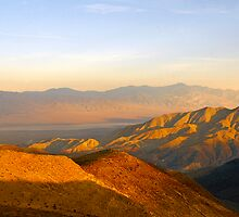 Death Valley Sunset by Erwin G. Kotzab
