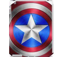 Captain America Shield 2 iPad Case/Skin