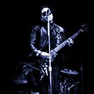 Lenny Kravitz by Angela E.L. Clements