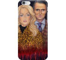Hannibal & Bedelia iPhone Case/Skin