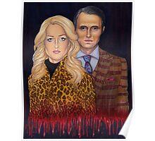 Hannibal & Bedelia Poster